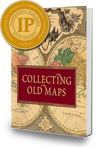 Collecting old maps the book collecting old maps was named gold medalist in the reference book category of the 2016 independent publisher book awards ccuart Images